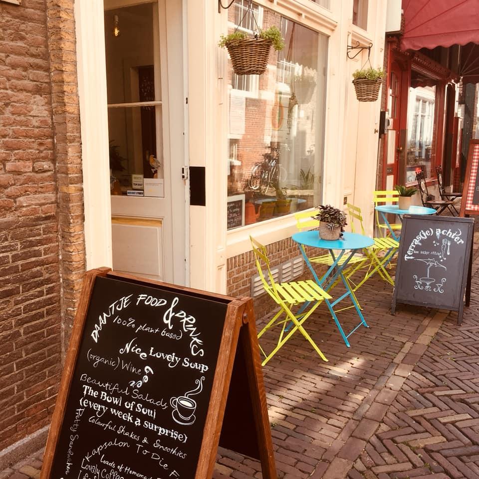 Daantje Food & Drinks Nieuwstraat