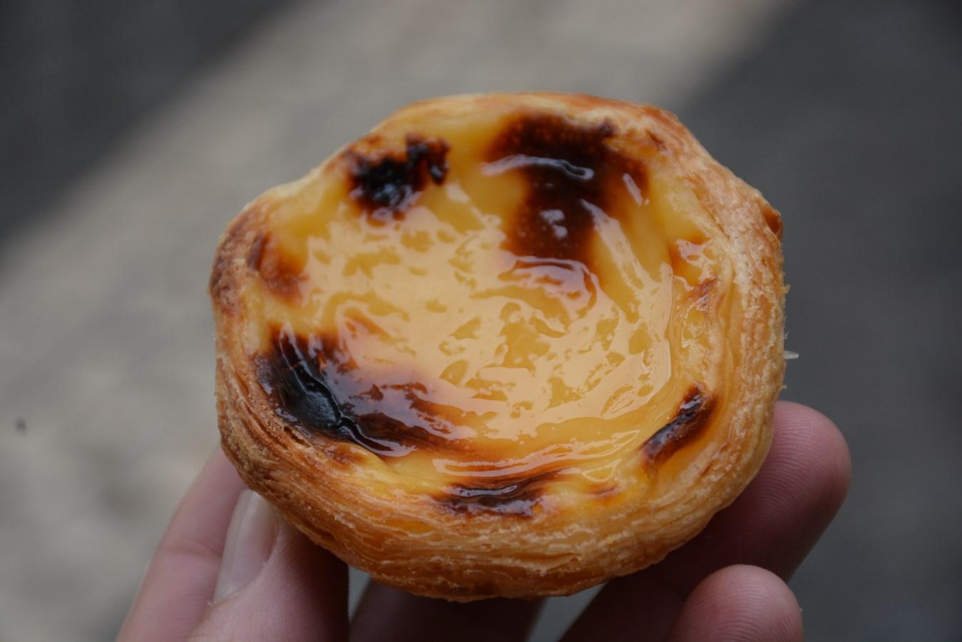 Pasteis de nata Dordrecht pastel de belem eten