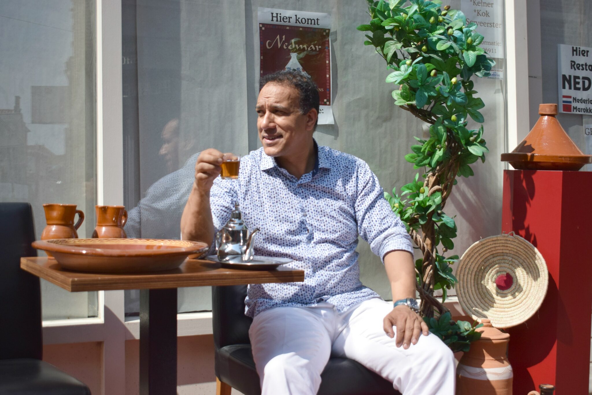 Nedmar Dordrecht Grote Spuistraat Nederlands-Marokkaans - Zini