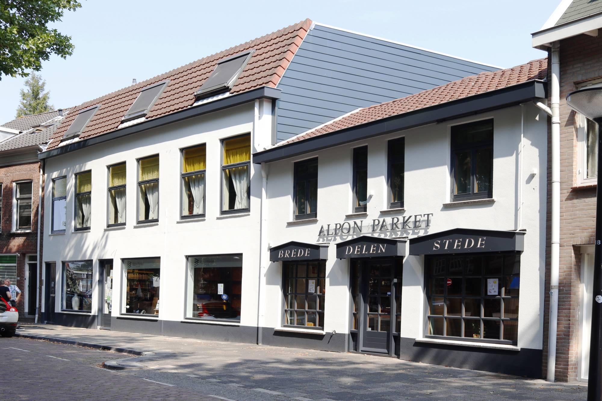 Alpon Parket vloerspeciaalzaak laminaat pvc kurk bamboe houten vloeren Dordrecht