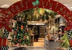 The Christmas Store Kerstwinkel Dordrecht in Winkelcentrum Sterrenburg kerst 2020 Kerstmis