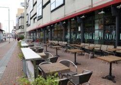 Corona Dordrecht sluiting horeca Restaurant Post Johan de Wittstraat
