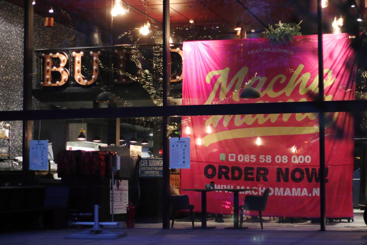 Buddingh x MachoMama Mexiaans eten afhalen bezorgen Dordrecht