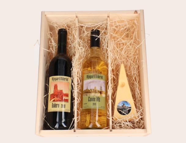Wijn proefpakket wijnproeverij afhalen dordrecht bestellen thuis