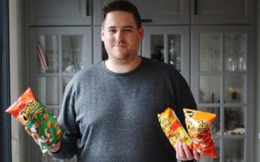 Erik Blokland - Earth Bear webshop snacks buitenland exotisch Cheetos Dordrecht