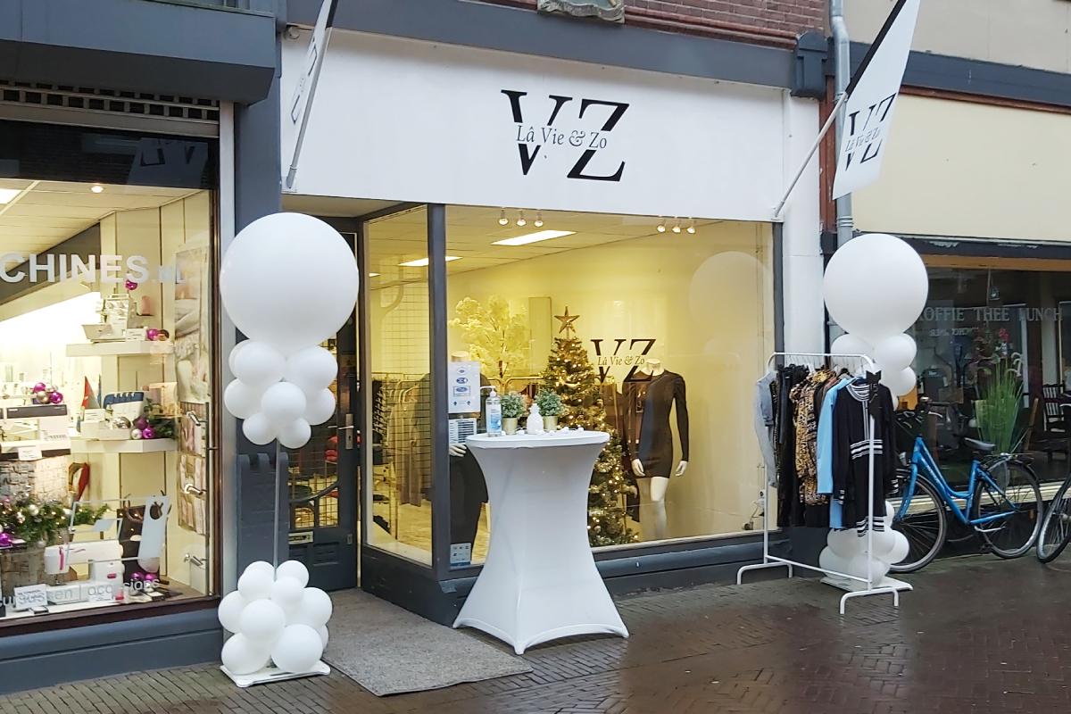 La Vie & Zo kledingwinkel Dordrecht Voorstraat