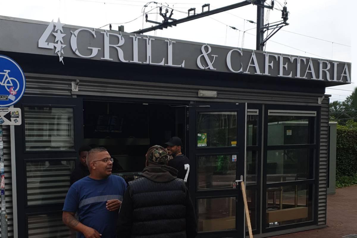 4Star Grill & Cafetaria Dordrecht Burgemeester de Raadtsingel