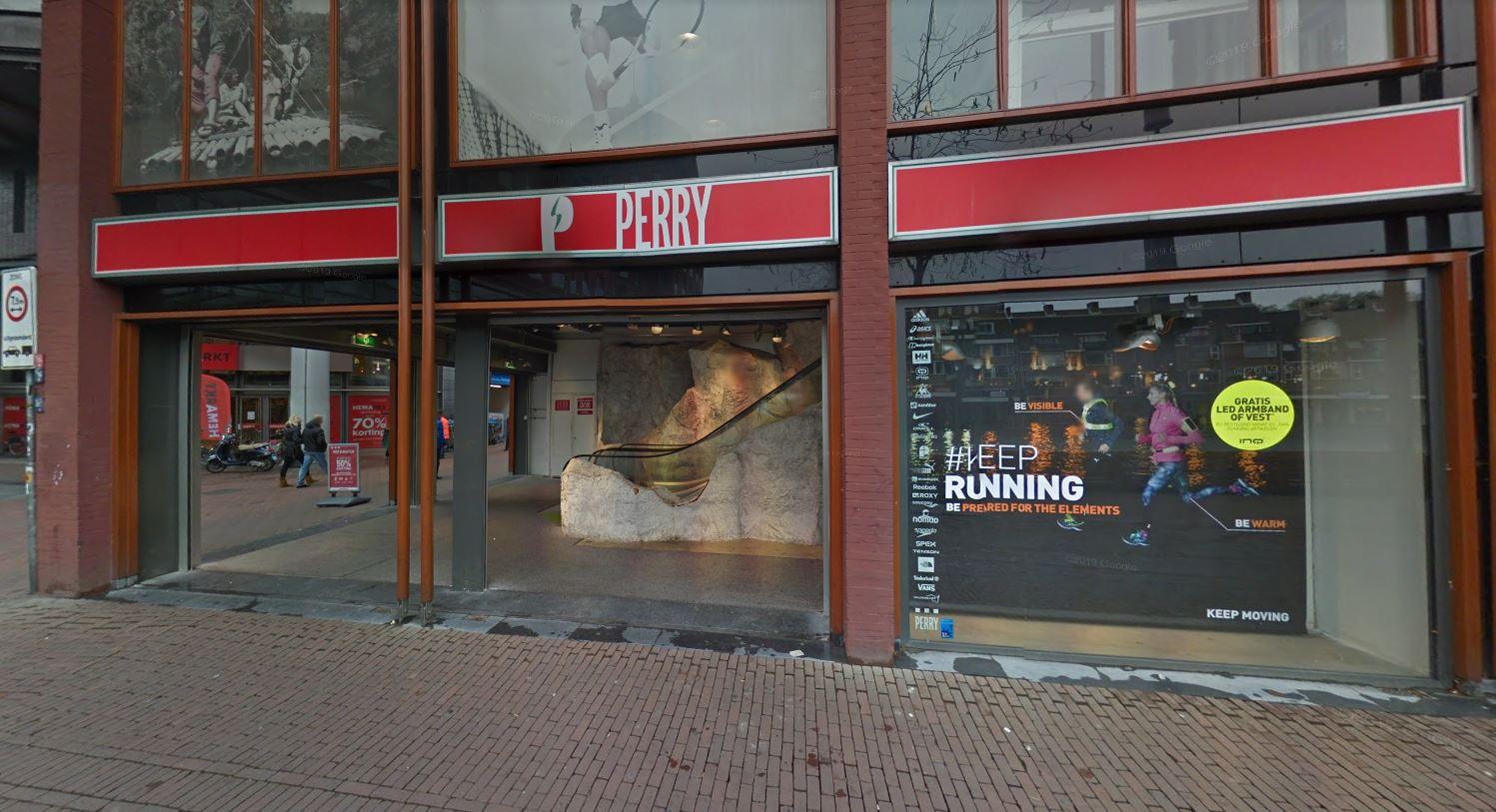 Perry Sport Dordrecht Statenplein