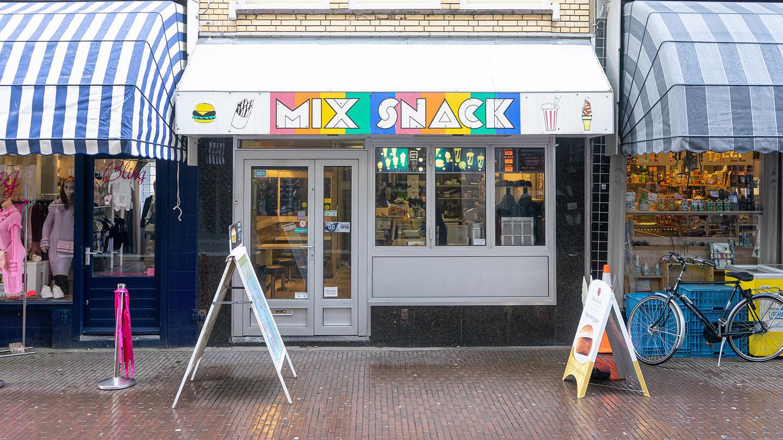 Mix Snack snackbar Voorstraat Dordrecht