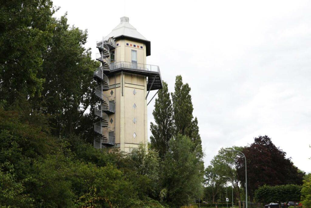Hotel De Watertoren Dubbeldam Dordrecht Kromme Zandweg