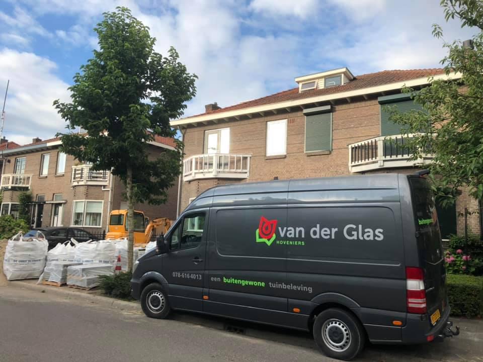 Van der Glas Hoveniers Dordrecht Zuidendijk