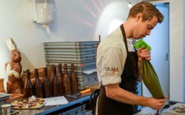 Gerrald Kuiper - Olala Chocola chocolatier chocoladewinkel Dordrecht Voorstraat-Noord