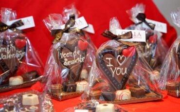 Olala Chocola chocolatier chocoladewinkel Dordrecht Voorstraat-Noord valentijnsdag
