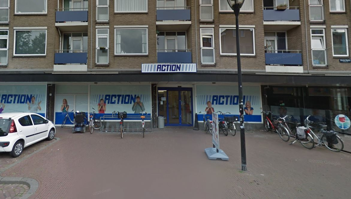 Action Grote Markt Dordrecht.JPG