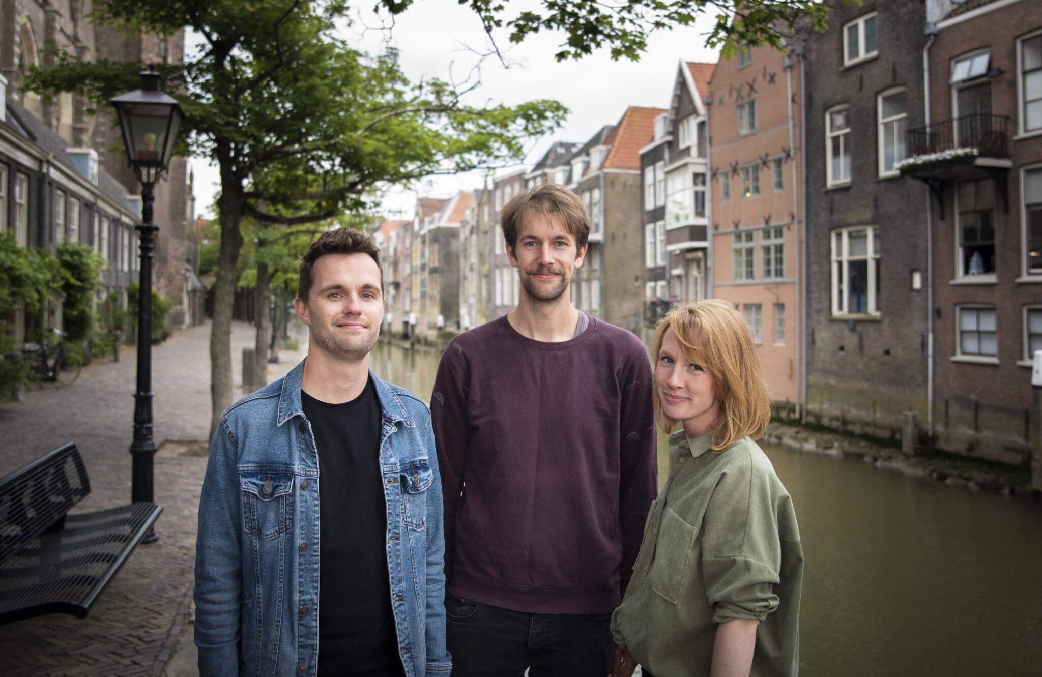 De Podcats podcast Dordrecht Koosje Peeters Krien de Jong Tommy Kolkman