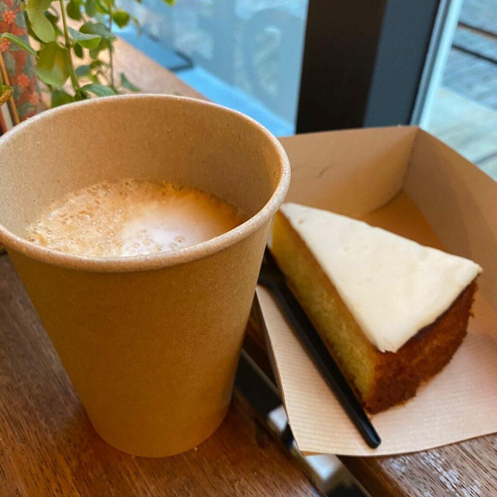 Cappuccino cake De Remise Dordtpas gratis