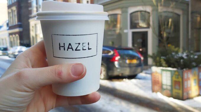 Afhalen koffie coffee to go Dordrecht - Hazel Voorstraat