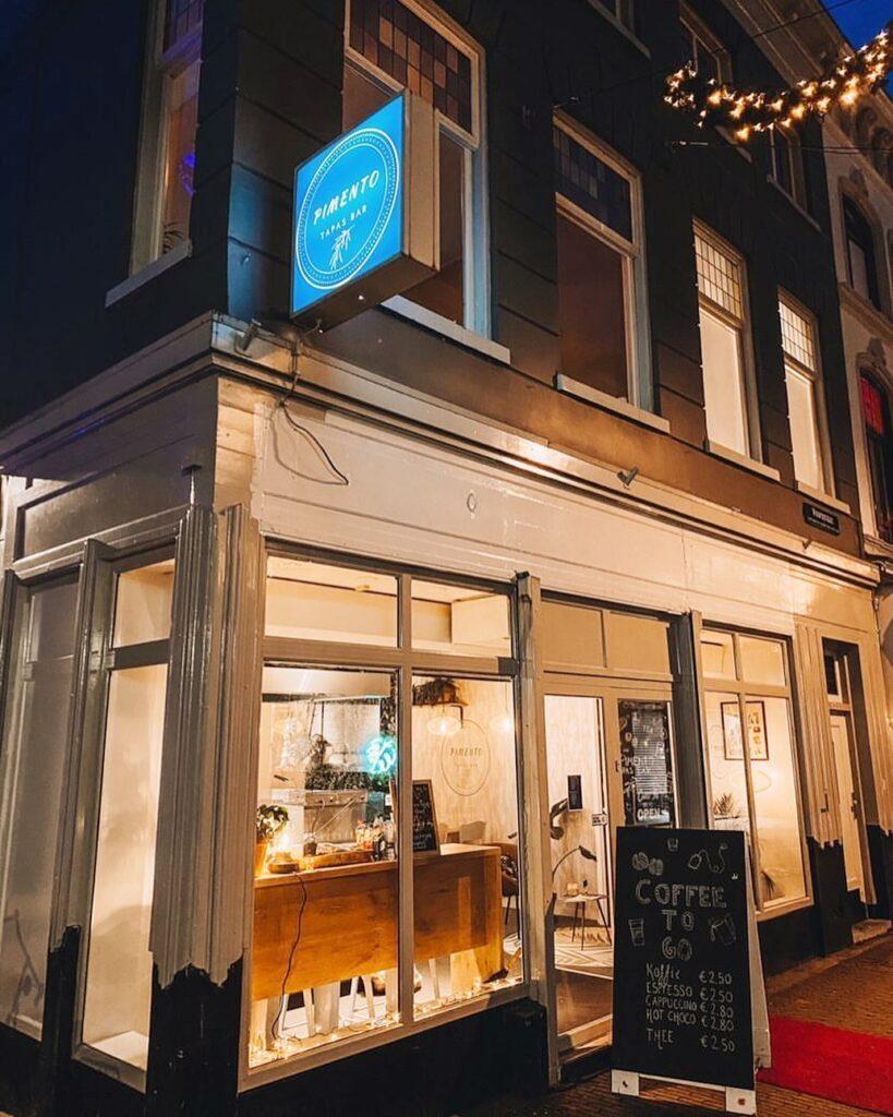 Pimento Tapasbar Voorstraat