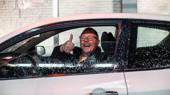 auto wassen Dordrecht carwash BOB Autowas korting