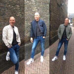 Tweedehands vintage kleding winkel shoppen PME Cast Iron Vanguard Dordrecht Voorstraat Reshare Store