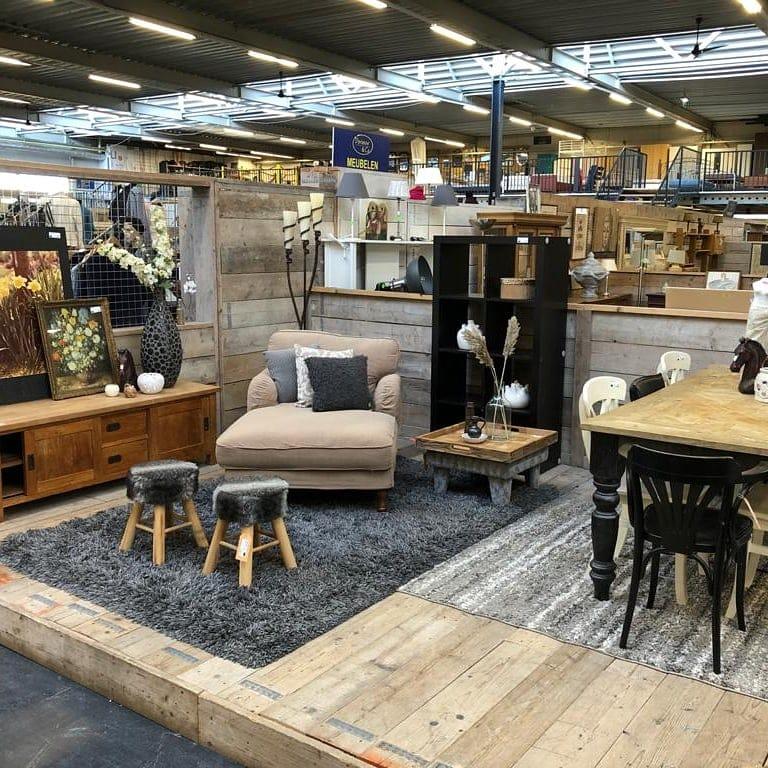 Opnieuw & Co kringloopwinkel Dordrecht private shopping winkelen afspraak