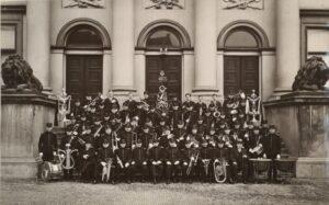 Drechtstad Muziekvereniging oude foto 1