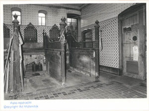 Koetshuis Villa Weizigt Dordrecht landgoed - Regionaal Archief Dordrecht