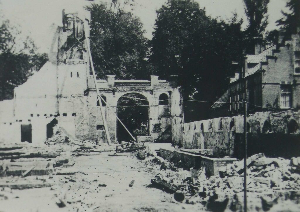 Huize Dordwijk tweede wereldoorlog - Regionaal Archief Dordrecht