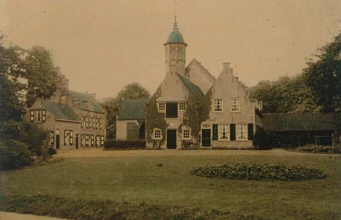 Huize Dordwijk jaren 50 Dordrecht - Regionaal Archief Dordrecht