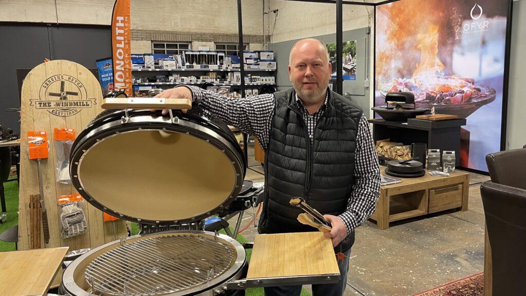 BBQing Werner Kedner barbecuewinkel Dordrecht