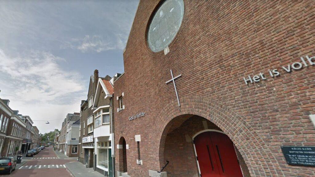 Kruiskerk Dordrecht Vrieseweg