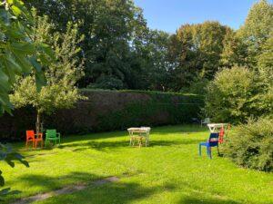 Villa TrösT Drechtsteden Dordrecht rouwverwerking inloopspreekuur Dubbeldamseweg Zuid De Essenhof theetuin
