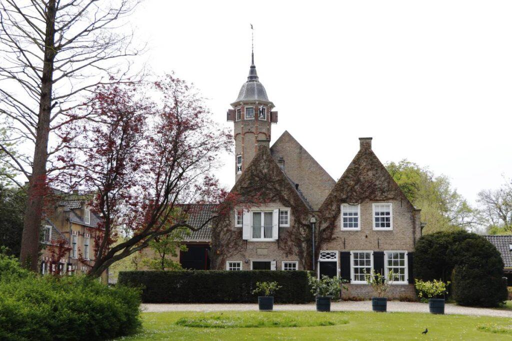 Huize Dordwijk Dordrecht landhuis landgoed