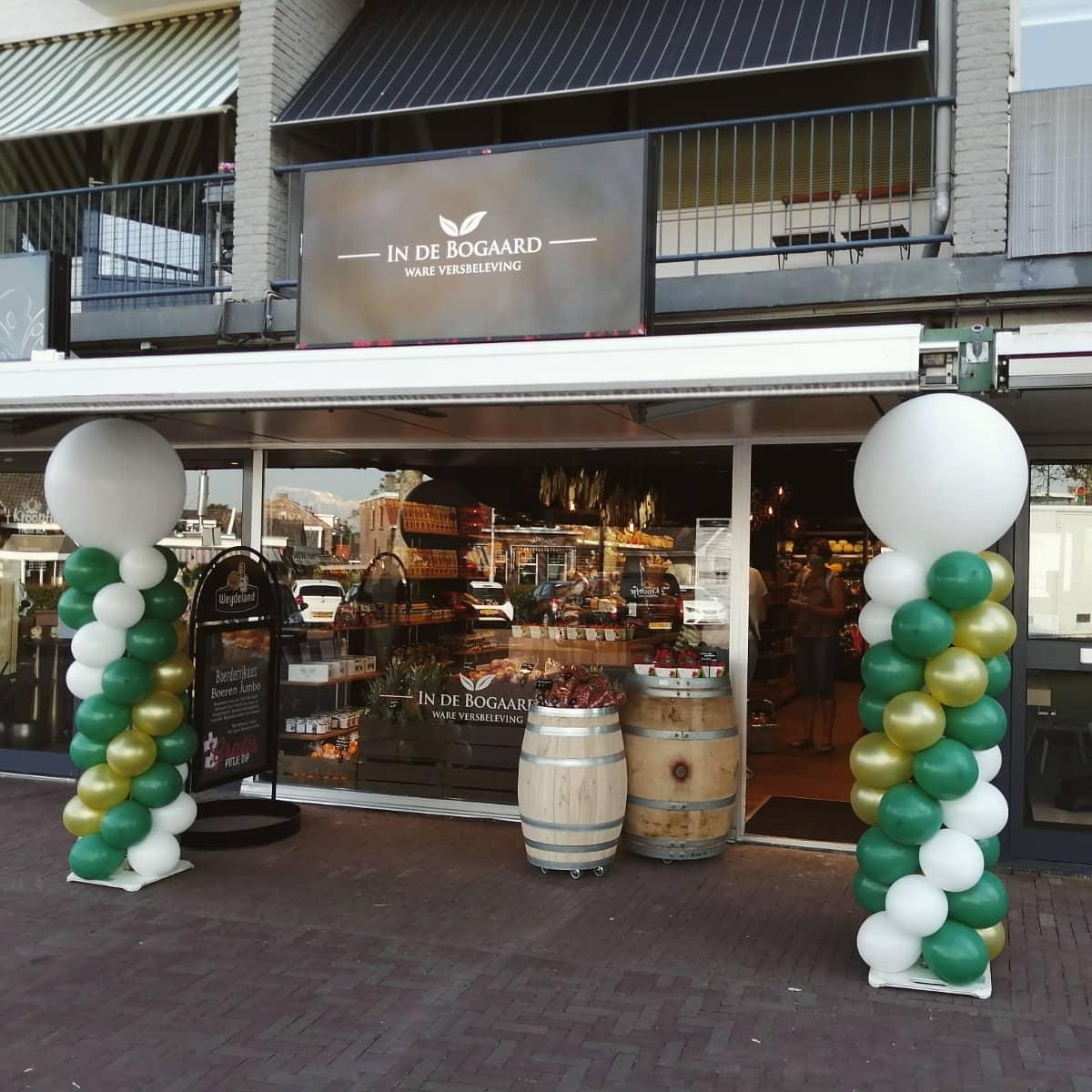 In de Bogaard Dordrecht Dubbeldam Damplein groente fruit aardappelen