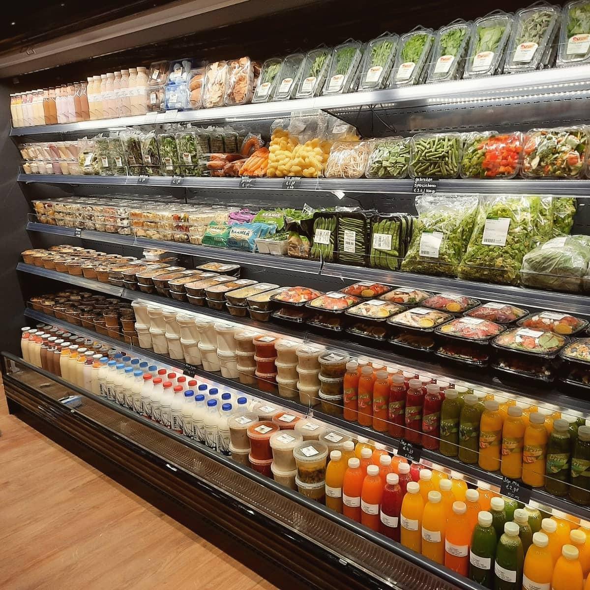 Verswinkel In de Bogaard Dordrecht Dubbeldam Damplein groente fruit aardappels