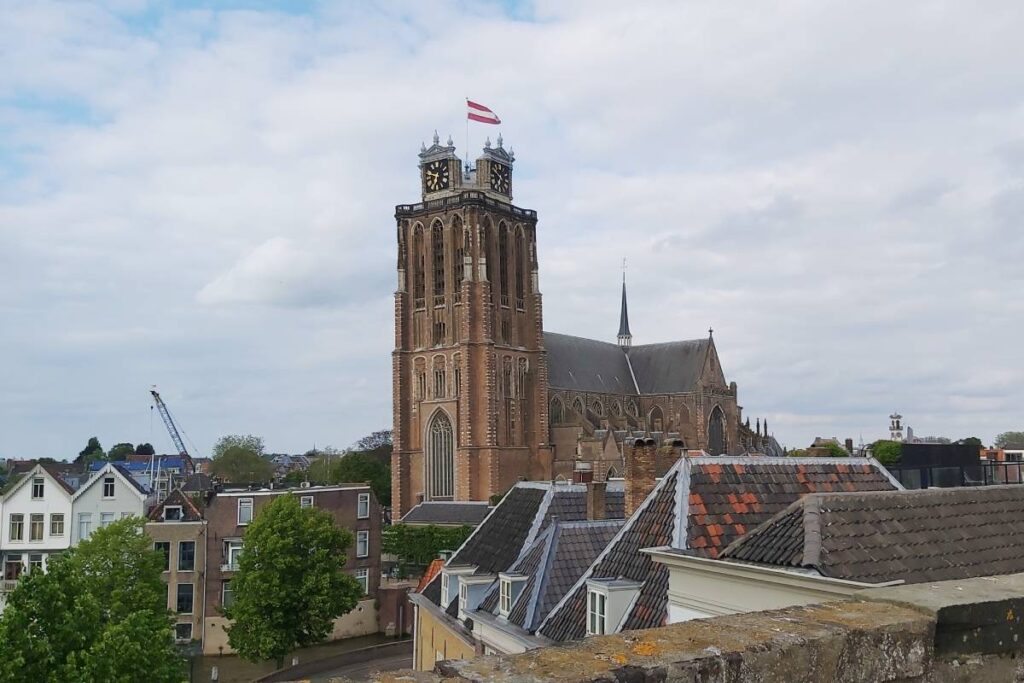 Grote kerk Dordrecht Dordtse Dom