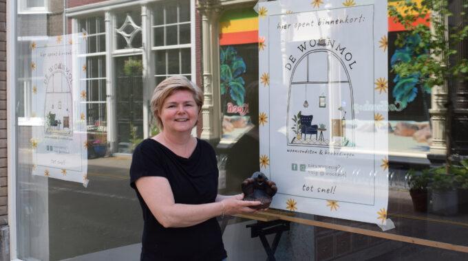 Woonmol Voorstraat Dordrecht woonwinkel Edith de Mol