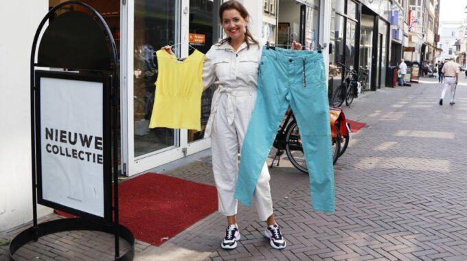 Zomertrends 2021 ReShare Store tweedehands vintage retro felle kleuren Dordrecht Voorstraat