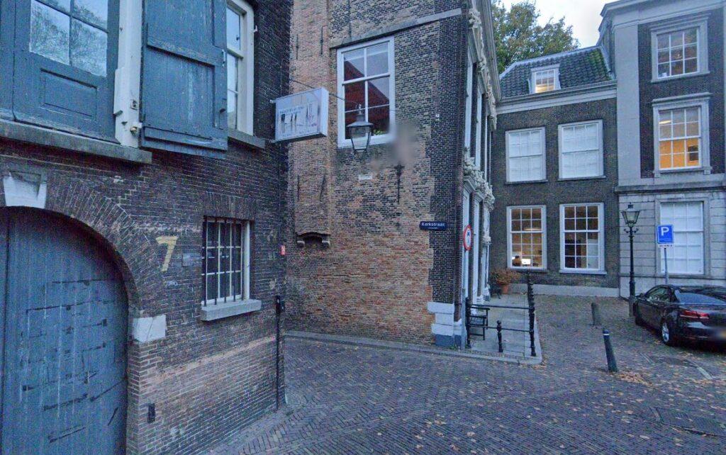 Kerkstraat Dordrecht Synodestraat