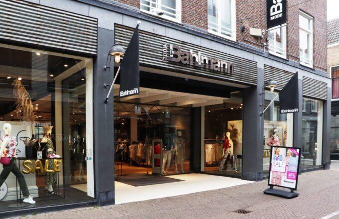 Bahlmann Mode Dordrecht Voorstraat sale uitverkoop voorjaar zomer kleding damesmode