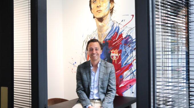 Frank Schouten voetbalmakelaar zaakwaarnemer Key Sports Management Dordrecht