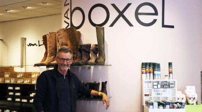 Pim van Boxel schoenen Dordrecht Bagijnhof schoenspeciaalzaak pensioen