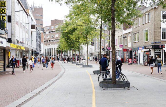 Winkelen Dordrecht Sarijsgang shoppen aanbiedingen voordeel korting