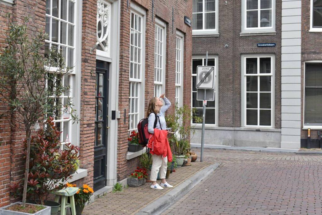 Dordrecht wandelen binnenstad