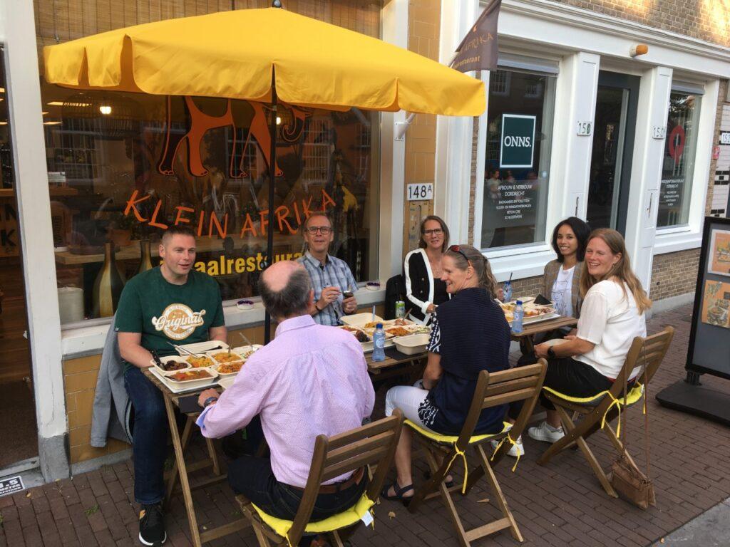 Klein-Afrika Dordrecht Vriesestraat