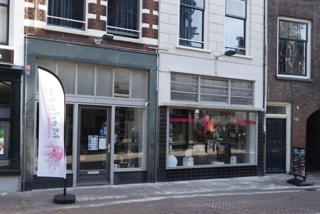 Medus kapperswinkel kappersspullen Voorstraat Superstore for Hair