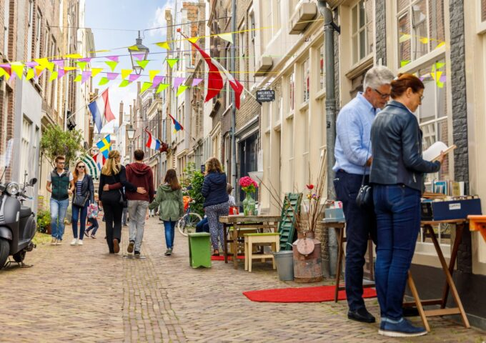 Dordrecht Pakt Uit shopevenement korting voordeel aanbiedingen goodies
