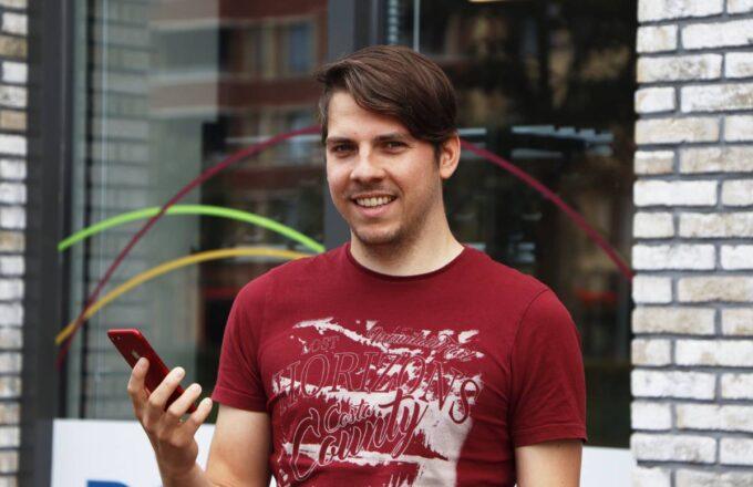 Jan-Michiel Flach - iPhone Reparatie Jan Dordrecht Leerpark