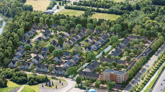 Amstelwijck Park eengezinswoningen nieuwbouwwijk Dordrecht Refaja