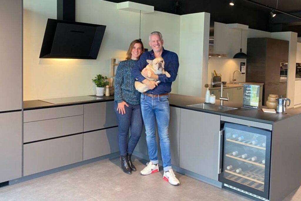 Kvik Schiedam Deens design interieur keukenwinkel woonboulevard Dordrecht